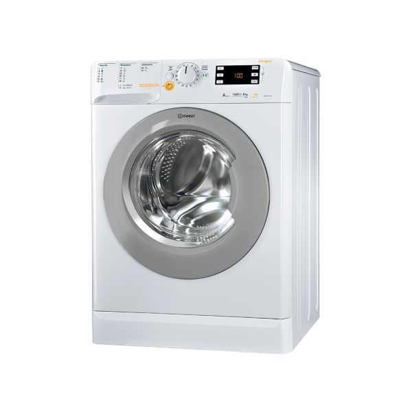 Máquina de Lavar e Secar Roupa Indesit XWDE861480X