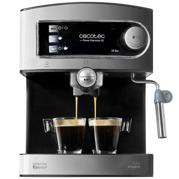 Máquina de Café Cecotec Power Espresso 20 - 01501