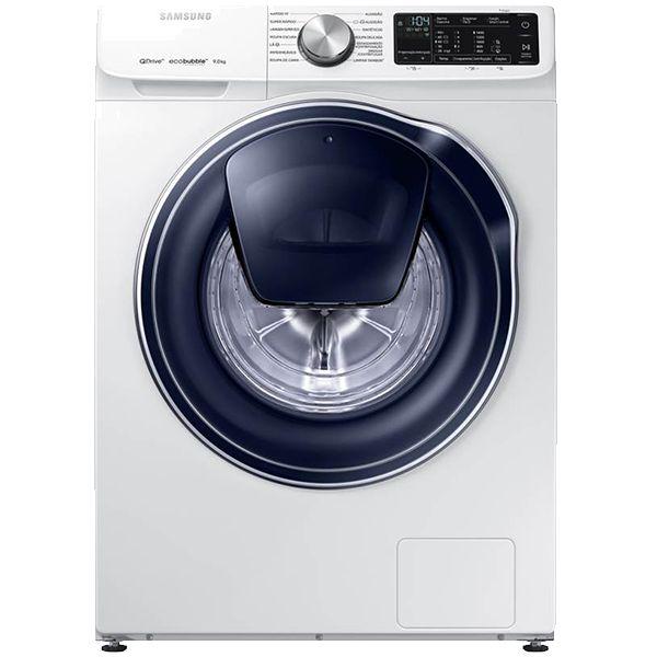 Máquina de Lavar Roupa Samsung WW80M645OPW/EP