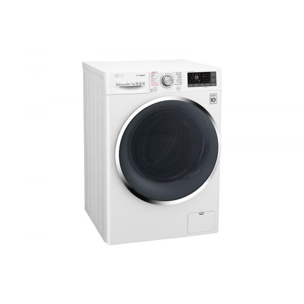 fb24b9484 Máquina de Lavar e Secar Roupa LG F4J8JH2WD - KuantoKusta
