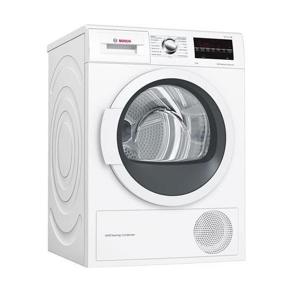 Máquina de Secar Roupa Bosch 8kg A++ WTG85231EE