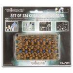 Velleman Kit de 224 Condensadores Cerâmicos