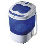 Máquina de Lavar Roupa Adler Mini Máquina de Lavar Roupa 3kg Branco / Azul Ad 8051
