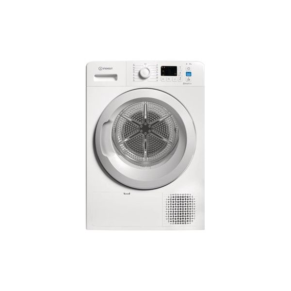 Máquina de Secar Roupa Indesit 9kg A+ YT M10 91 R EU White