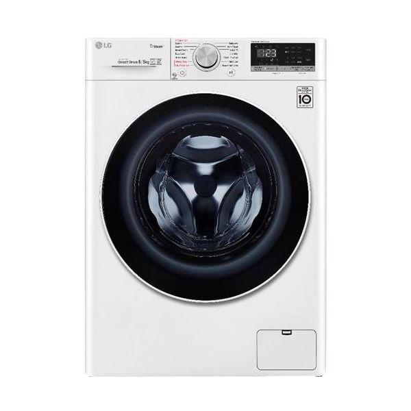 Máquina de Lavar Roupa LG F4DN408S0