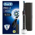 Braun Escova de Dentes Elética ORAL B PRO2500 Sesitive Black