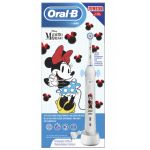 Braun Oral-B Pro Escova Elétrica Junior Minnie 6 Anos+