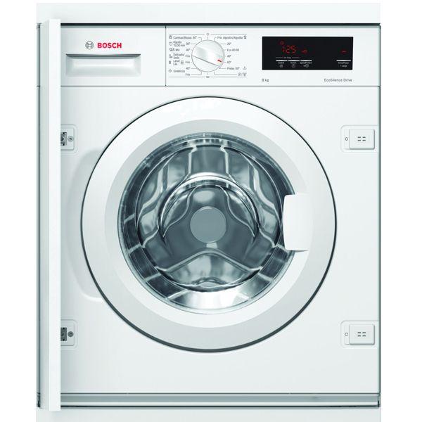 Bosch Encastre WIW28301ES White - 8kg 1400RPM A+++