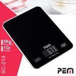PEM Balança Cozinha Digital 5kg - SC-214