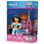 Braun Oral-B Kids Escova de Dentes Elétrica Disney Princess + Estojo
