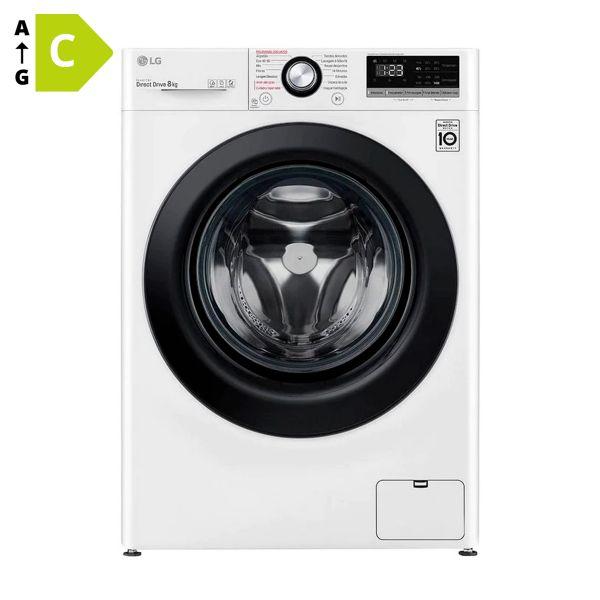 LG F4WV3008S6W - 8Kg 1400RPM