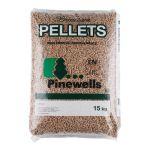Pinewells Pellets ao Saco (15kg)