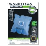 Rowenta Conjunto de 5 Sacos de Aspirador Wonderbags Universais Ant.-Bact. - WB415120
