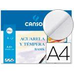 Canson Papel Aguarela Din-A4 Basik Canson 370g 6 Fls - 200406347