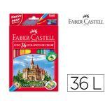 Faber-Castell Pack 36 Lápis de Cor Hexagonais - 120136