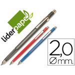 LiderPapel 40 un. Lapiseiras Grafo 2mm - MI20