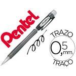 Pentel Lapiseira AX105 Fiesta 0,5mm Black - AX105-A