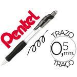 Pentel Lapiseira AZ135 Rolly 0,5mm Black - AZ135-A