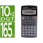 Citizen Calculadora Científica SR-260 - 10+2 Dígitos