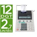 Citizen Calculadora de Secretária CX-123 II - 12 Digitos