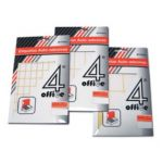 4Office Etiquetas Adesivas Permanentes 19x38