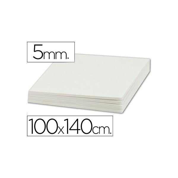 Liderpapel 5 un. Placas K-line Adesivo 5mm 100x140cm Branco - 35835