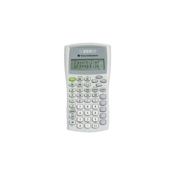 Texas Instruments Calculadora Científica TI-30XB MultiView