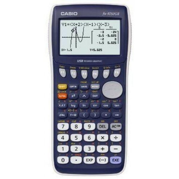 Casio Calculadora Gráfica FX-9750GII