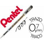 Pentel Caneta Roller p/ Tecido BN15 Preto - BN15-A