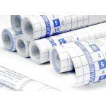 Rolo Forra-Livros Adesivo 0.50x20m 80mc Transparente - 12312802