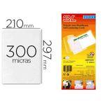 3L Office Bolsas de Plastificação Manual a Frio DIN A4 300mc - 76156