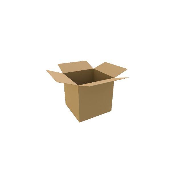 10 un. Caixas de Cartão Duplo Kraft 350x250x200mm - 2619