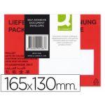 Sparkle 100 un. Envelopes c/ Janela Packing List - 1615011