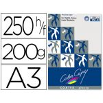 Mondi Resma 250 Fls Papel A3 Color Copy 200g Glossy - CCG-200-A3