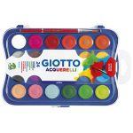 Giotto Estojo 24 Aguarelas - 332000