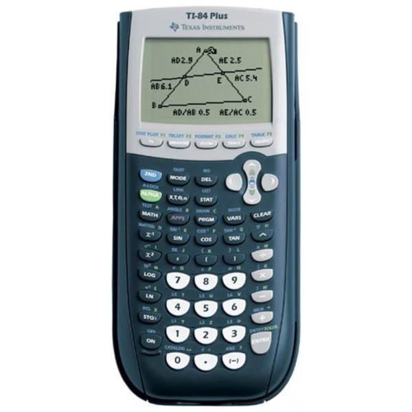 Texas Instruments Calculadora Gráfica TI 84 Plus