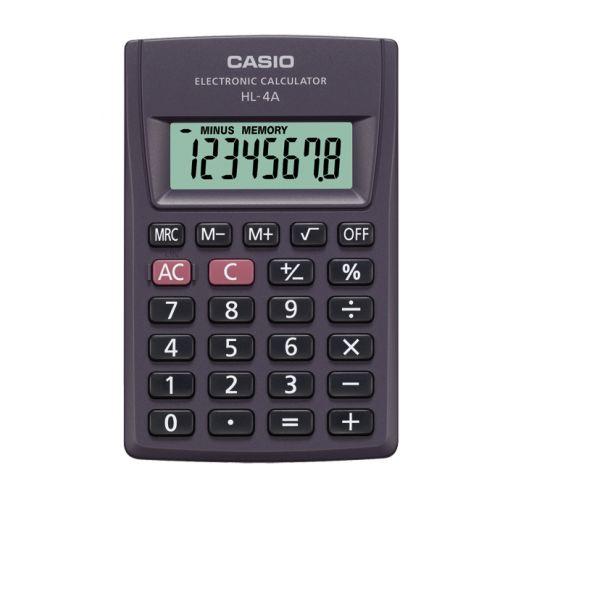 ab8b94e1a415 Casio Calculadora de Bolso HL4 - KuantoKusta