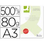 Q-Connect Resma 500 Fls Papel A3 80g - KF01091