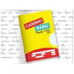 Firmo Caderno de Caligrafia A5 Caderno Diário 2 Linhas 20Fls - 457551000