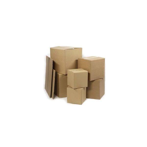 10 un. Caixas de Cartão Duplo 650x450x500mm - 2610