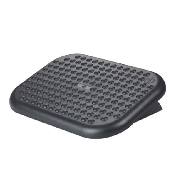 Q-Connect Apoio Pés Ajustável Plástico Premium - KF17982
