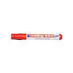 Edding Marcador 660 Vermelho - 660-02