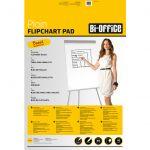 Bi-Office Bloco Flip Chart 650x980mm 55g 50 Fls - FL032202
