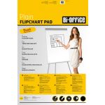 Bi-Office Bloco Flip Chart 650x980mm 55g 20 Fls - FL032203