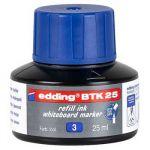 Edding Tinta Recarga Marcador Quadro BTK 25 T25 25ml Blue