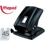 Maped Furador Essentials Metal 40 Fls Black - 404411