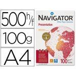 Navigator Presentation Papel Multiusos p/ Laser e Jacto de Tinta A4 100 G/m² Branco 500 Fls COP100CA