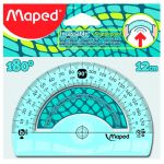 Maped Transferidor Maped 180º 12cm - M244180