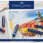 Faber-Castell Pastel Faber Óleo Gold Caixa 24 un - 49127024