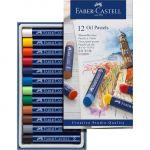Faber-Castell 12 un. Barras Pastel a Óleo Creative Studio